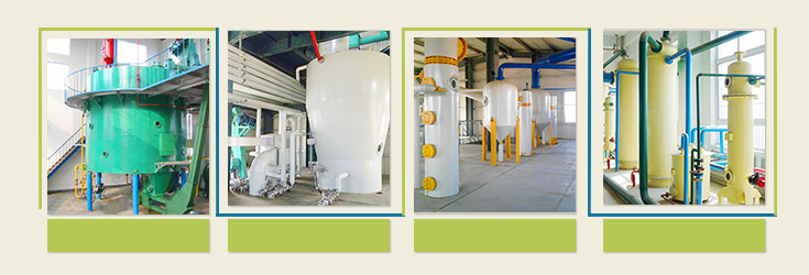 Cooking oil processing video and edible oil refinery process